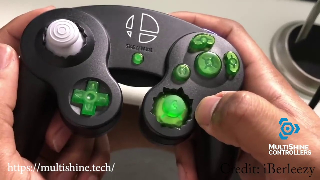 MultiShine Controllers – Outplay Competition