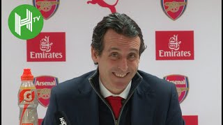 Arsenal 2-1 Cardiff I Emery: Denis Suarez will bring quality to Arsenal