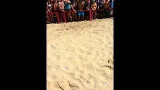 Spring break Coca Cola Beach 2013'