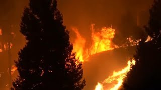 Close Calls From The California Forest Fires