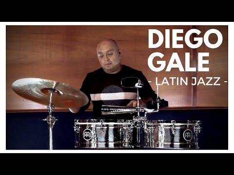 LATIN JAZZ with DIEGO GALE