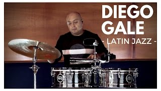 LATIN JAZZ with DIEGO GALE