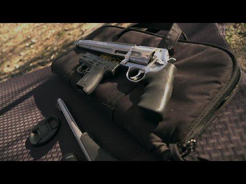 Handguns From Africa To Texas