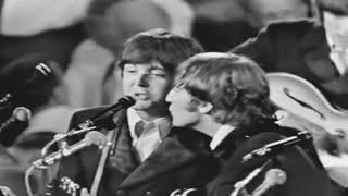 The Beatles -  Baby's In Black (Circus Krone-Bau)