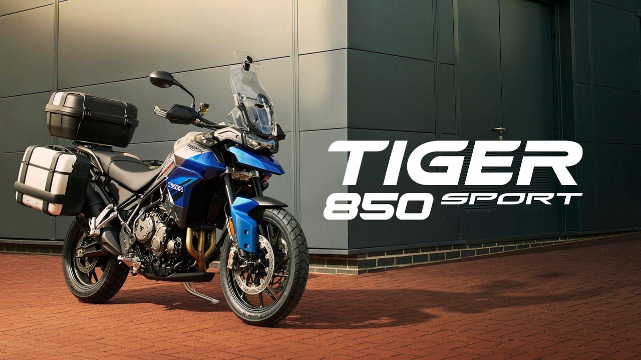 Image result for Triumph Tiger 850