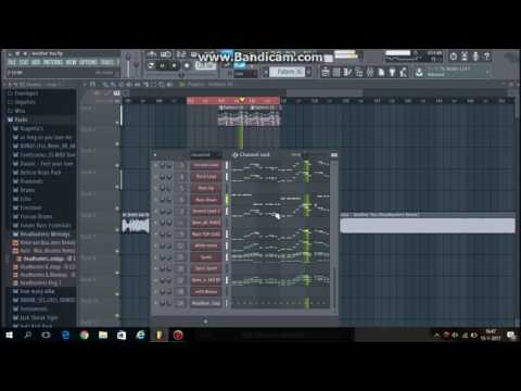 Armin Van Buuren - Another You (Headhunterz Remix) Remake