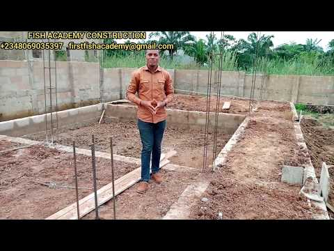 2020 MODEL 30,000 CAPACITY FISH FARM UNDER CONSTRUCTION IN ENUGU, NIGERIA