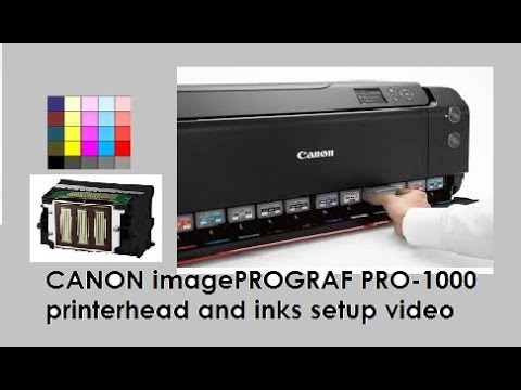 Canon imagePROGRAF PRO-1000 Reviews - Curated List of the Best