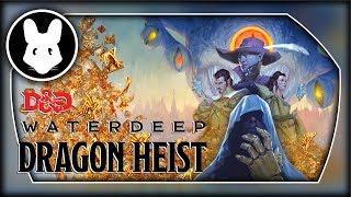 D&D Waterdeep: Dragon Heist #4 Tattoo Troubles