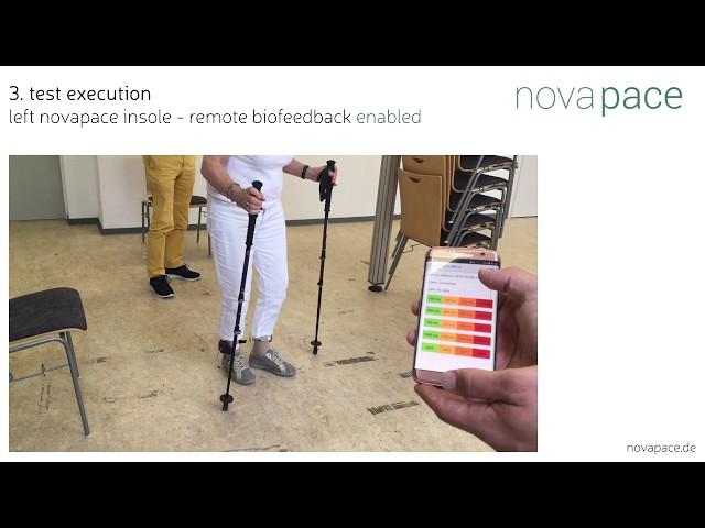 novapace - Biofeedback gegen Freezing bei Parkinson