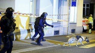 Цюрих: напавший на Исламский центр мертв(Тело, найденное неподалеку от Исламского центра в Цюрихе, где в понедельник произошло нападение, принадлеж..., 2016-12-20T11:53:44.000Z)