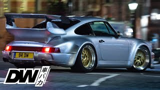 The ultimate Japanese 964 Turbo by Promodet & RWB