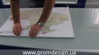Текстильная система рамка. Процесс монтажа изображения.(, 2013-11-19T09:54:48.000Z)