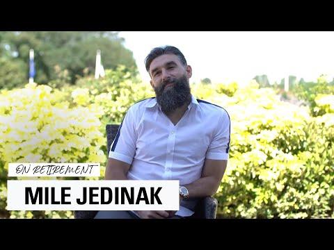 Mile Jedinak Retires | Exclusive interview