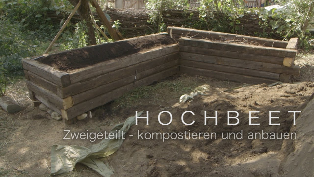 Recycling Hochbeet Bauen Mit Johnny Peham Recycling Raised Bed