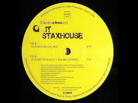 It - Staxhouse (Paul Nazca's Very Analog Remix)