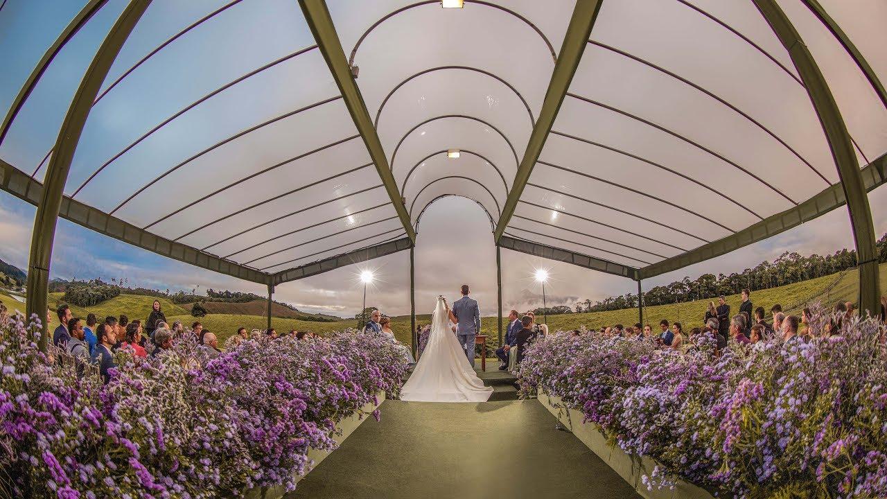LAIS & CLAUDIO  - Casamento em Pedra Azul
