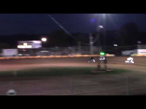 Sunset Speedway - Banks, OR - Micro 600 Open The Dash Race (Victoria Woolf) - Sept. 22, 2018