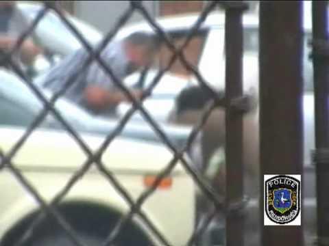 Elfogták A Zsarolókat - Rendőrségi Felvétel