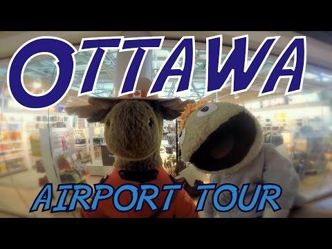 Ottawa airport tour