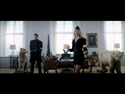 Julia Dietze Showreel 2012 English