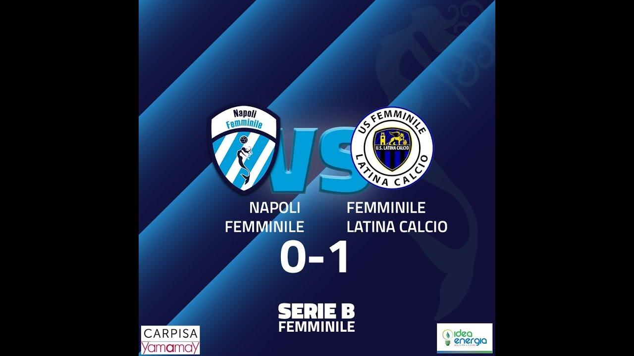 Napoli Femminile vs Latina