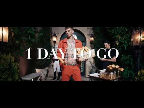 MGK TRAP PARIS | 1 DAY TO GO