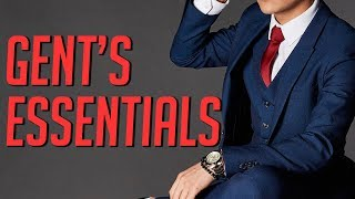 Top 10 Things A Gentleman Needs to Have || Men