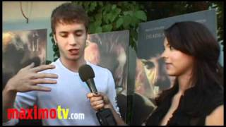 Jeremy Sumpter Interview At
