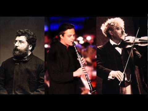 Bizet - Sarasate - Bekavac: Carmen Fantasy (HQ Studio)