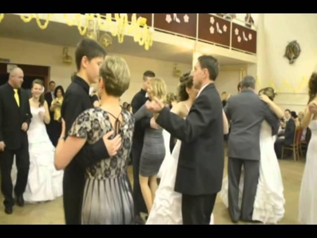 10. reprezentační ples ZŠ Masarykova Lanžhot - 2014