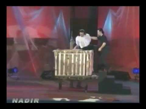 TheMagicOf Nadir-LiveShow at Congress Palace of Albania for TVSH (National Television)