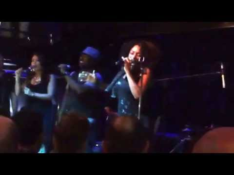 "The one, the original ""Superwoman"" Karyn White LIVE @ Jazz Cafe, Camden Town London. 18th May 2014"