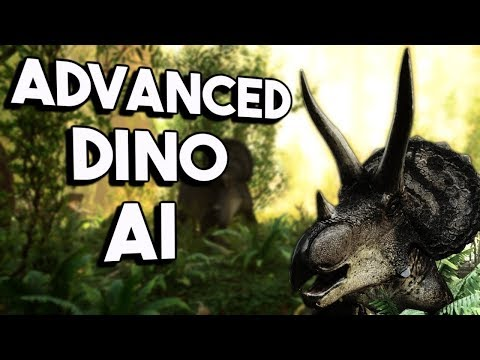The Isle - NEW AI DINOS, ADVANCED AI CHANGES, NEW MAP PROGRESSION & OFFICIAL SERVERS - Gameplay
