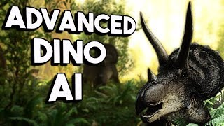 The Isle - NEW AI DINOS, ADVANCED AI CHANGES, NEW MAP PROGRESSION &...