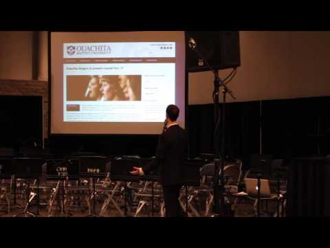 Educational Power Tool: Music Performance Recording - Improve Skills & Build Resources, ArkMEA 2014