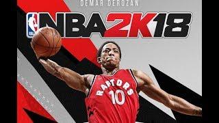 DeMar DeRozen reacts to NBA 2K18 Get Shook Trailer