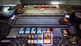 MAGIC THE GATHERING-ONLINE MATCHES-COMMENTARY-ALM1GHTY-GAME 1