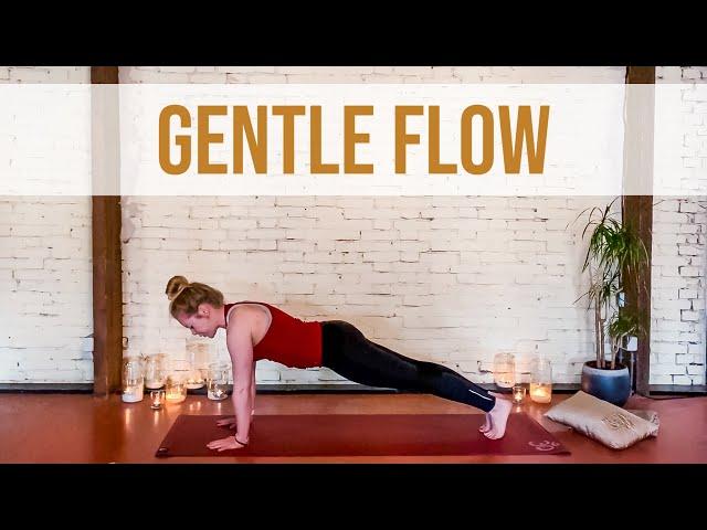 Gentle Flow (30 min) | Yoga met Sarah