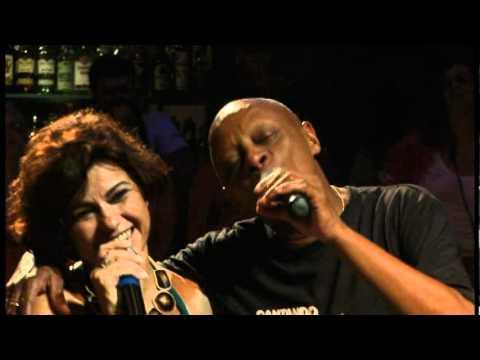 Dorina e Luiz Carlos da Vila - O Sonho não se Acabou   DVD Samba de Fé   2011