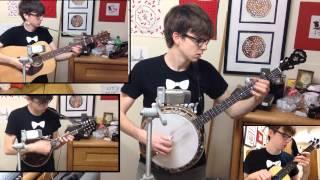 Virtual Bluegrass Band--Doin