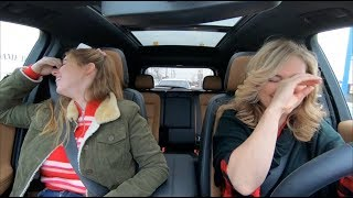 Car Chat 🤣 CRYING LAUGHING 🎅🏻 🍔