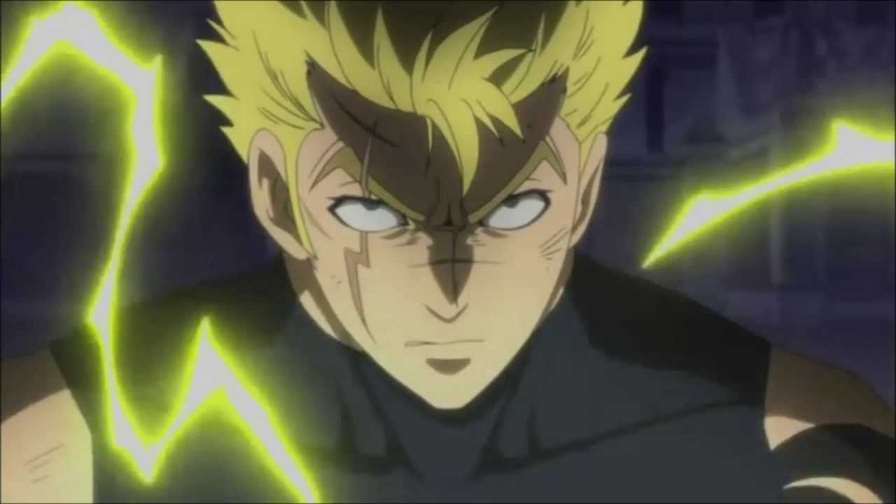Fairy Tail AMV - Laxus Dreyar - We Are - YouTube