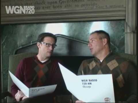 WGN Radio - The Bad Days of Christmas