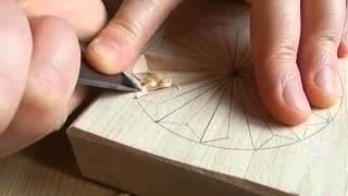 Резьба по дереву. Урок 3 (геометрическая)