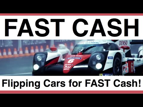 HOW FAST Can You Flip a Car for Profit? - The Time-Frame of A Car Deal