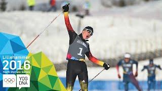 Nordic Combined - Tim Kopp (GER) wins Men