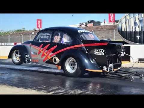 Fastest Vw Beetle Sedan In The World Youtube