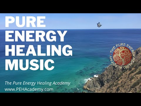 3hr High Vibration Pure Energy Healing Music, Power Words & Beautiful Nature Images