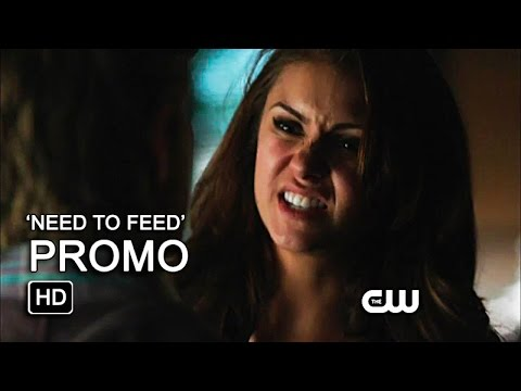 The Vampire Diaires - Season 6 - 'Need to Feed' Promo [HD]